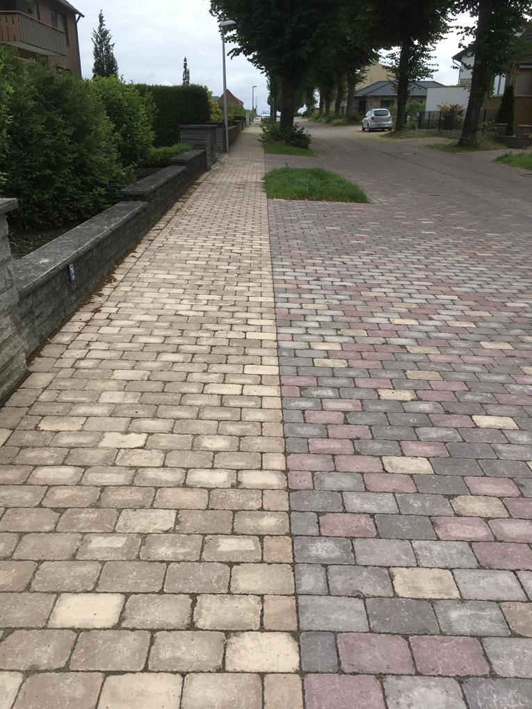 Rusti Rumpel Pflaster Harzer Betonwarenwerke