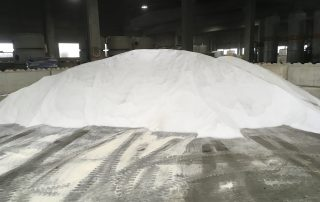 Material zur Sorelbeton Produktion