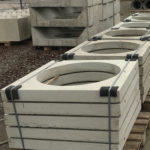 Schachtumrandungsplatten als saubere Komplettlösung